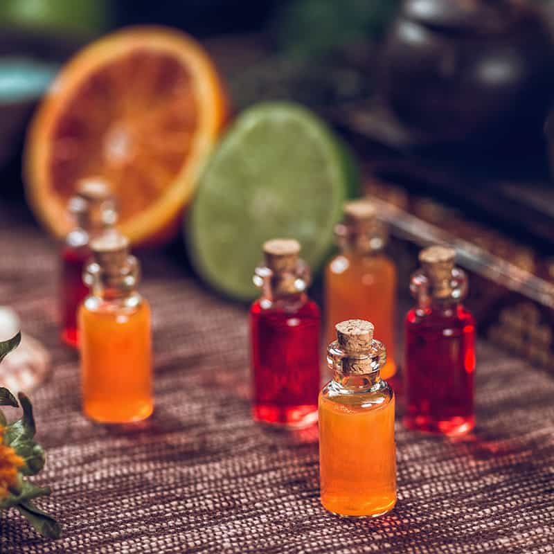 terpenes and aromatherapy