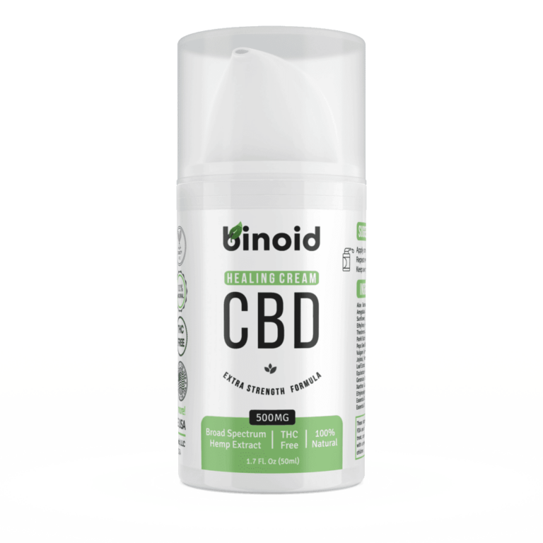 Binoid CBD Creams and Topicals Review